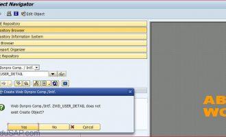 Web Dynpro ABAP for Beginners