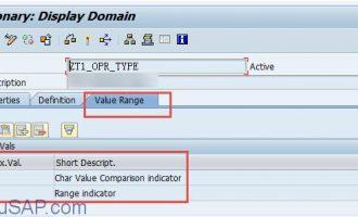 域(domain)固定值读取方法汇总