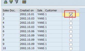 SALV教程14-添加可编辑checkbox
