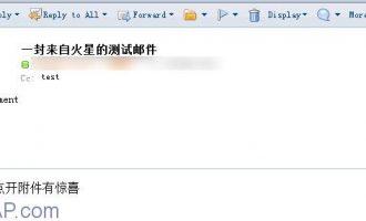 用CL_BCS发送带附件的邮件