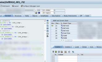 通过Field-symbols跨程序读取或修改全局变量值