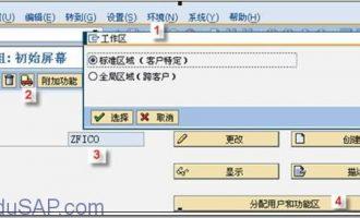 SAP Query 操作教程