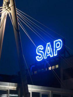对抗亚马逊、微软、IBM?SAP还不够格