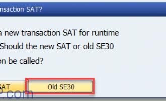 [工具]SE30使用实例教程