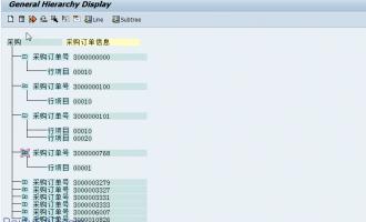创建list ALV tree[RS_TREE_LIST_DISPLAY]