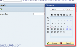 选择画面中日期F4输入帮助函数汇总