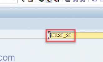 [代码]通过ABAP程序创建透明表