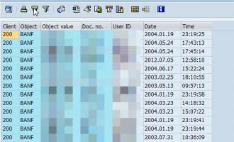 删除CDHDR,CDPOS表数据报表RSCDOK99
