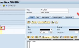 [问题解决]Smartform中表(table)单元格内容换行但是不换页的设置
