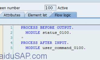 [代码]如何上载图片到SAP数据库并显示