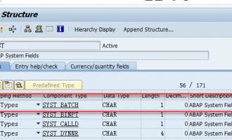 如何判断ABAP程序前台还是后台运行[sy-batch]