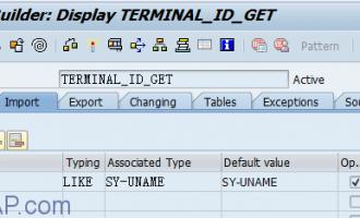 [代码]取得计算机IP地址-[TERMINAL_ID_GET]