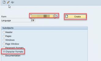 如何在SAP script中使用Barcode
