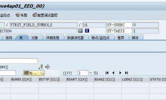 如何使用ref->*,field-symbols创建内表