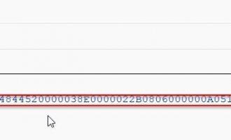 如何读取se80 MIME repository中上载的文件