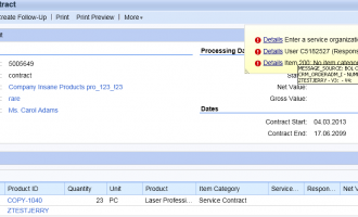 两种高效SAP CRM的调试(debug)方法