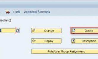 SAP Query创建教程