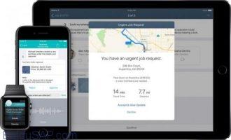 苹果携手 SAP 开发的 iOS 云平台 SDK 正式上线